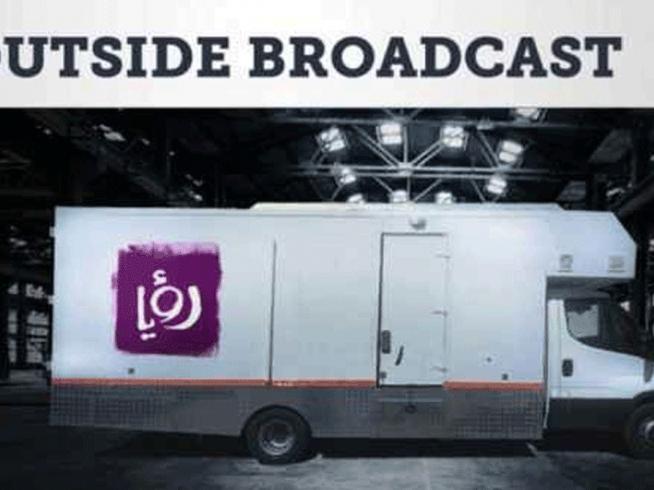 roya tv ob van by bss