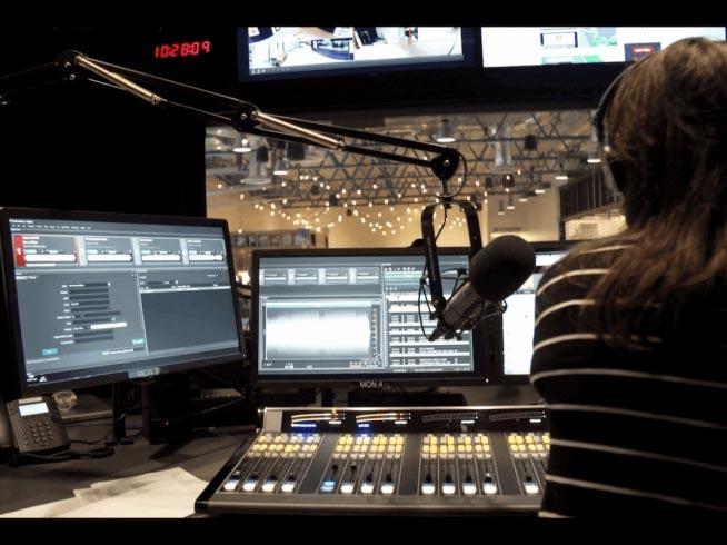 Radio & audio production