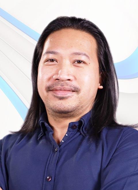 A photo of our member John-Ramento