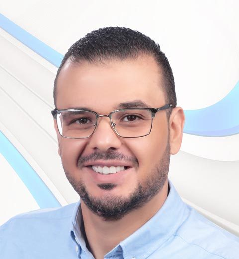 A photo of bss team member Laith Fraihat broadcast services, uae broadcast, uae broadcasting, studio