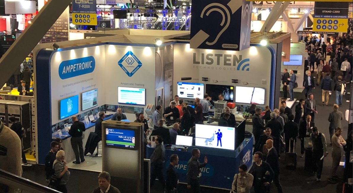Listen Tech ISE 2019 - group of people