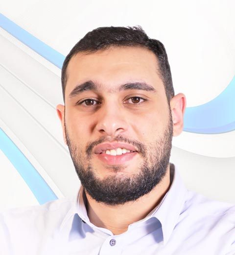 A photo of our member MOH-ALI