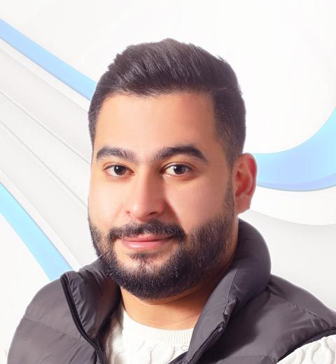 A photo of our member TAREQ