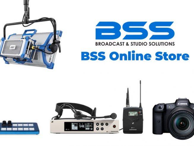 BSS Online Web Store